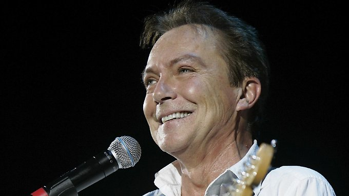 Cassidy bei einem Auftritt in London im Jahr 2008.