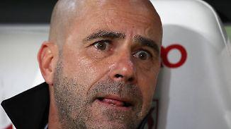 Der Heynckes-Komplex wird Peter Bosz trotz Schalke-Expertise zum Verhängnis.