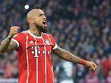 """Der Sport-Tag: Heynckes' Unzufriedenheit erweckt """"Krieger"""" Vidal"""