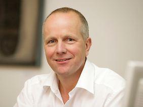 Dr. Horst Hohmuth ist Androloge und Urologe in einer Praxis in Ulm.