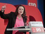 Der Tag: SPD-Spitze schließt sofortige Große Koalition aus