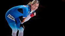 """Ehre für die """"Eislauf-Oma""""?: Pechstein darf auf Olympia-Fahne hoffen"""