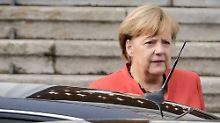 Ende der Jamaika-Sondierungen: Merkel ist so angeschlagen wie noch nie