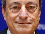 Offene Geldschleusen im Euroraum: Draghi: EZB noch nicht am Ziel