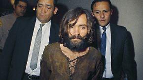 Tod eines Massenmörders: Charles Manson stirbt mit 83 Jahren
