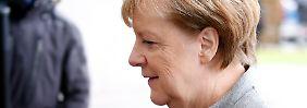 Am liebsten Neuwahlen: Merkel würde wieder antreten