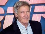 Autounfall in Kalifornien: Harrison Ford eilt verletzter Frau zu Hilfe