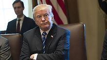 """""""Hätte längst geschehen müssen"""": Trump setzt Nordkorea auf Terrorliste"""
