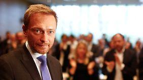 Christian Lindner hat das Rollenbild der FDP als Umfallerpartei beendet.