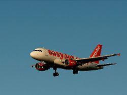 Nach Aus von Air Berlin: Easyjet will Ticketpreise erhöhen