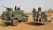 Terroranschlag in Nigeria: Mindestens 50 Moscheebesucher getötet