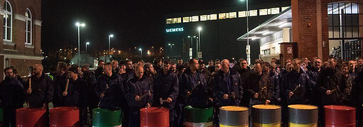 Werkschließung angekündigt: Görlitz fürchtet den Weggang von Siemens