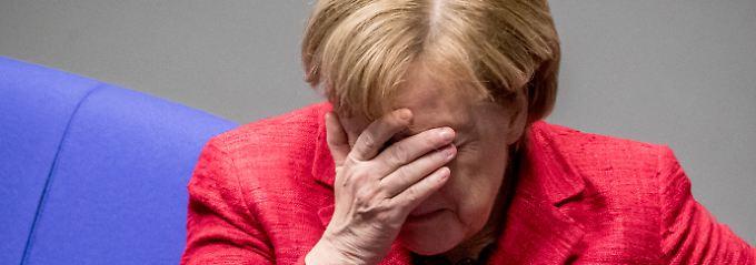 Die Ära Angela Merkel geht womöglich ihrem Ende zu. Für Europa heißt das nichts Gutes.