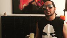 """Sehr traurig"" über Mansons Tod: Empörung über ""System Of A Down""-Musiker"
