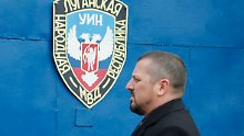 Straßen in Ostukraine gesperrt: Teile der pro-russischen Rebellen revoltieren