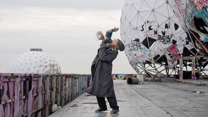 "Cate Blanchett spielt in Julian Rosefeldts ""Manifesto"" die Hauptrolle."