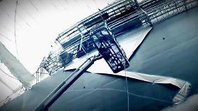 n-tv Dokumentation: Stealth-Technologie