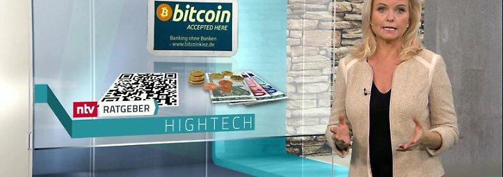Ratgeber - Hightech: Thema u.a.: Bitcoin