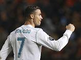 Denkwürdiger Fußballabend: Real erballert Rekord - Reds zeigen Nerven