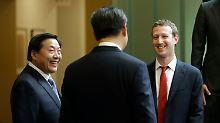 Verdacht der Korruption: Chinas Ex-Internetzensor festgenommen