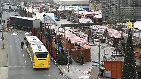 n-tv 2016: Anschlag auf Berliner Weihnachtsmarkt, Trump wird US-Präsident