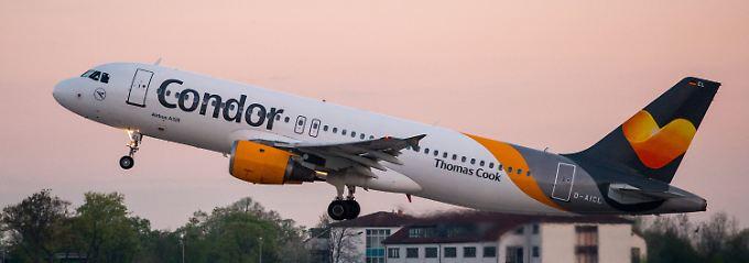Markt reagiert enttäuscht: Thomas Cook steigert dank Condor Gewinn