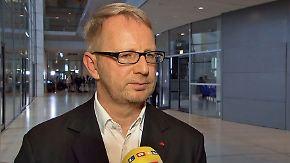 """Johannes Kahrs zur Regierungsfindung: """"Der Bundespräsident ist ein feiner Kerl"""""""