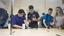 Ärger mit iPhone-Zulieferer: Schüler machen Überstunden für Apple