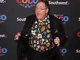 Vorwurf sexueller Belästigung: Pixar-Mitgründer Lasseter nimmt Auszeit