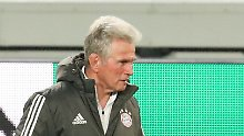Thiago-Diagnose schockt München: Lauter Heynckes weckt lasche Bayern auf
