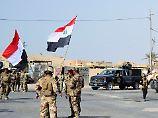 Letzte Rückzugsorte: Irak startet Wüstenoffensive gegen IS