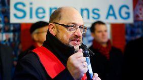 Das war der Morgen bei n-tv: Schulz kritisiert Stellenabbau bei Siemens