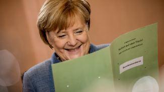 Die Suche nach einer Koalition: Merkels Probleme lösen jetzt andere