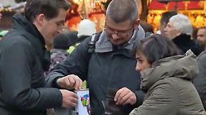 Großzügig am Ende des Jahres: Deutsche spenden in der Weihnachtszeit besonders gerne