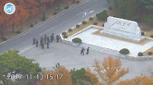 Flucht nicht verhindert: Nordkorea wechselt Grenzsoldaten aus