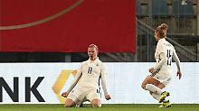 Gegen Frankreich überzeugt: DFB-Frauen retten Jones den Job