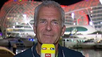 """Danner zum F1-Rennen in Abu Dhabi: """"Top-Teams lassen nicht locker"""""""