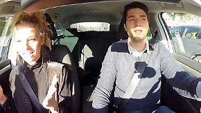 Dauernörgler oder Quasselstrippe: Beifahrer kosten richtig Nerven
