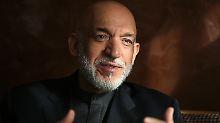 Hamid Karsai war 13 Jahre lang afghanischer Präsident.