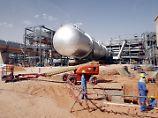Ende des Ölzeitalters: Saudi-Arabien plant Mega-Chemiekomplex