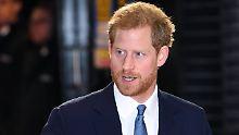 Vom Party-König zum Bräutigam: Frauenschwarm Prinz Harry