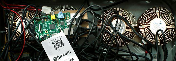 Verbrauch größer als der Irlands: Startup will Bitcoins Stromproblem lösen