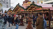 Nach Terror auf Weihnachtsmarkt: Angst verspüren nur die wenigsten