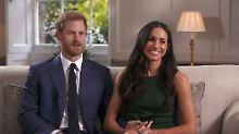 Fünf Monate unentdeckt: Wie Harry und Meghan sich näherkamen