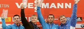 Dopingskandal im Wintersport: IOC sperrt fünf russische Athleten