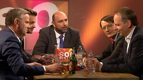 So! Muncu!: Thema: Merkel - Ist das Politik oder kann das weg?