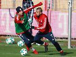 Grund für Bayern-Verletzungen?: Lewandowski kritisiert Ancelottis Training