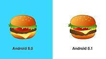 Und das Bier ist jetzt voll: Google schichtet Cheeseburger um