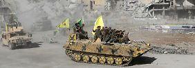 Abschieben nach Syrien?: Nur Gauland lobt die Unions-Innenminister