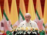 Papst in Myanmar: Vatikan räumt Protokollbruch ein